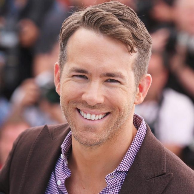 Ryan Reynolds Haircut 25
