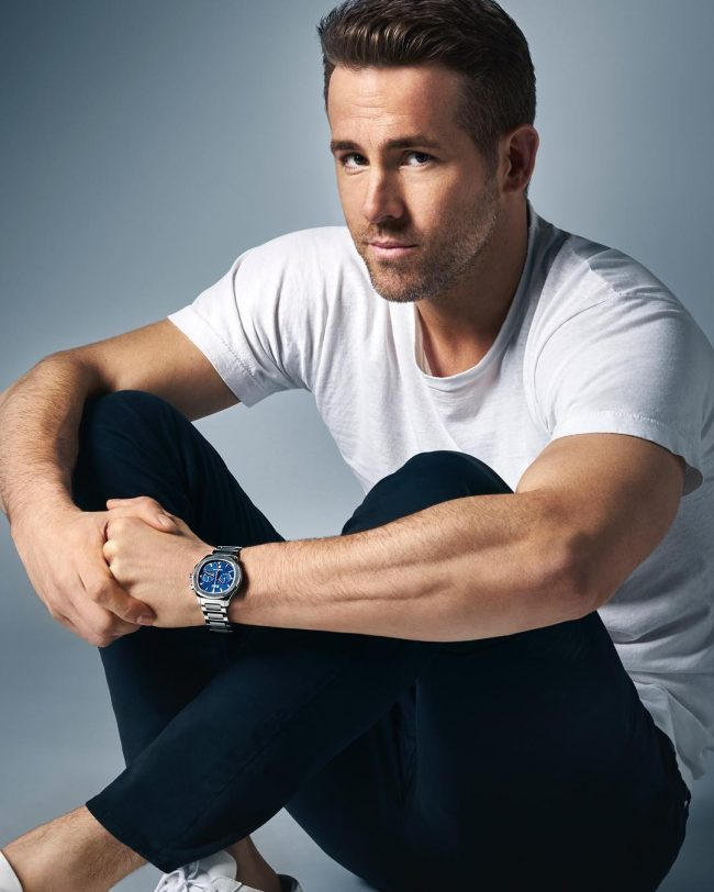 Ryan Reynolds Haircut 26