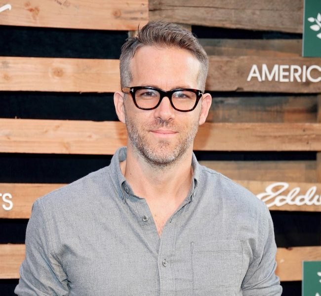 Ryan Reynolds Haircut 33