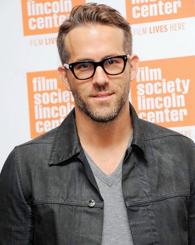 Ryan Reynolds Haircut 35