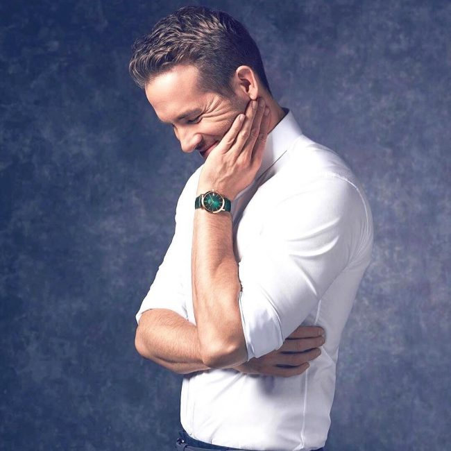 Ryan Reynolds Haircut 37