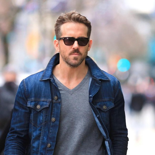 Ryan Reynolds Haircut 38