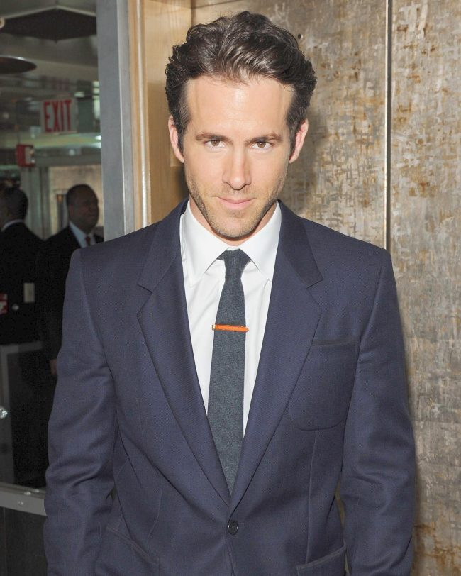 Ryan Reynolds Haircut 39