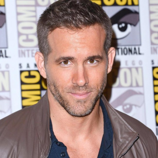 Ryan Reynolds Haircut 42