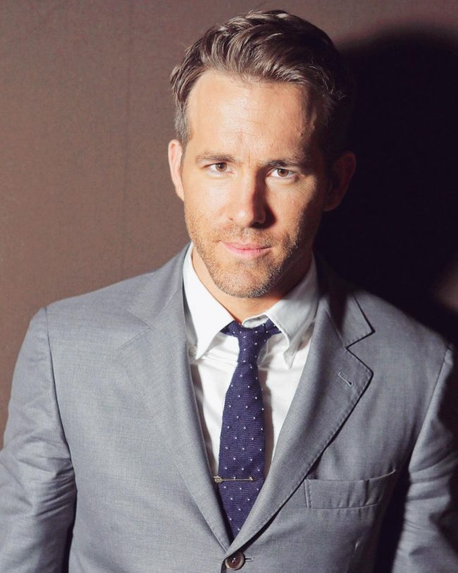 Ryan Reynolds Haircut 43