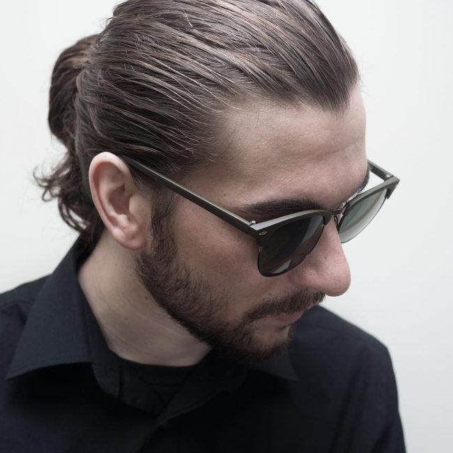 Samurai Hair 55