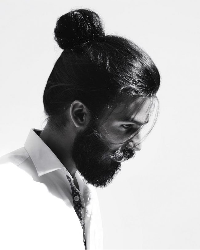 Samurai Hair 58