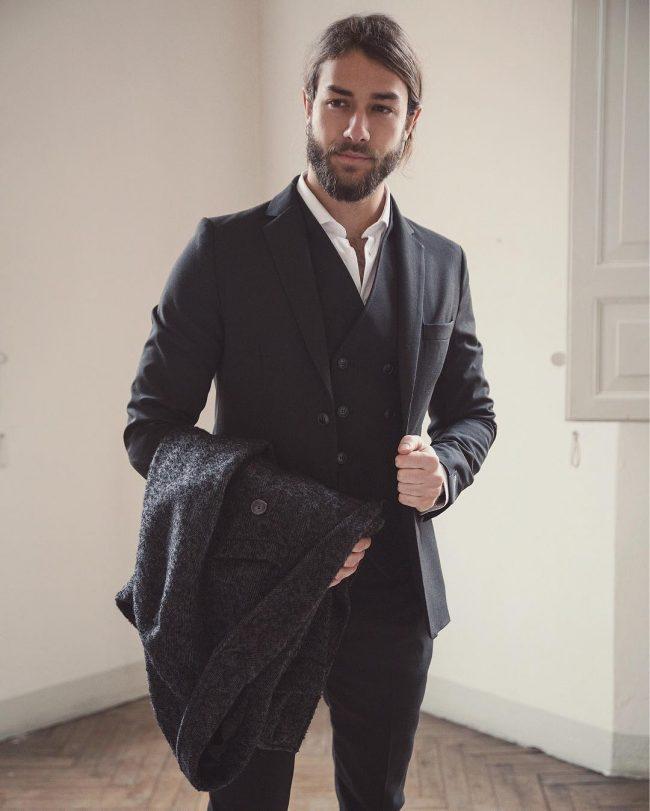 Sexy Beard 75