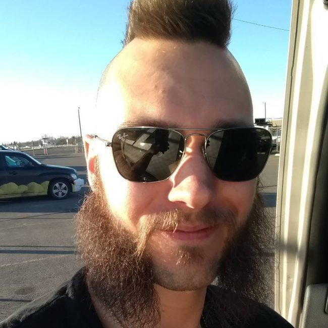 Shaggy Beard