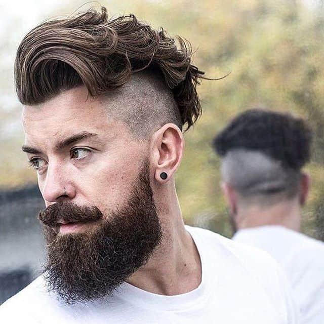 Shapely Beard