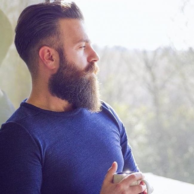 Shapely Full Beard