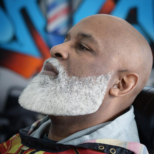 Shaved Head 27