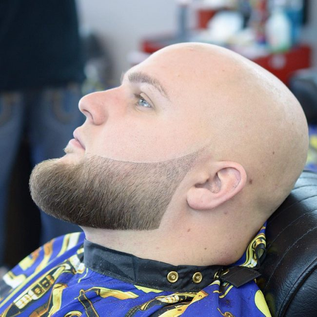 Shaved Head 36