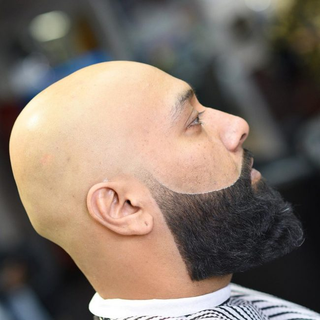 Shaved Head 42