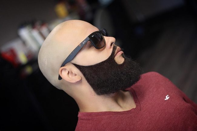 Shaved Head 45