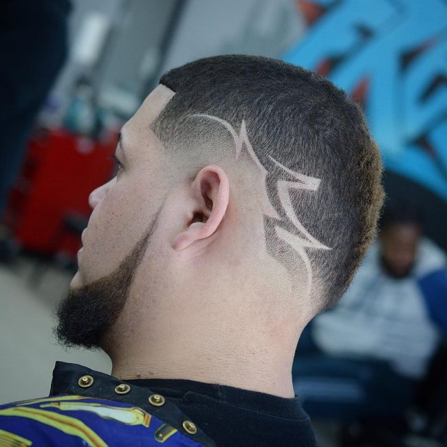 Shaved Side Hairstyles 65