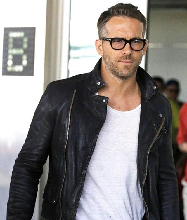 45 Stunning Ryan Reynolds Haircuts Trendy Superhero