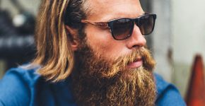 Sleek and Bearded