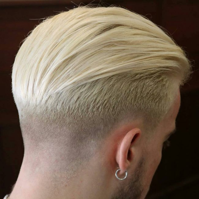 Smart Blondie Slick Back