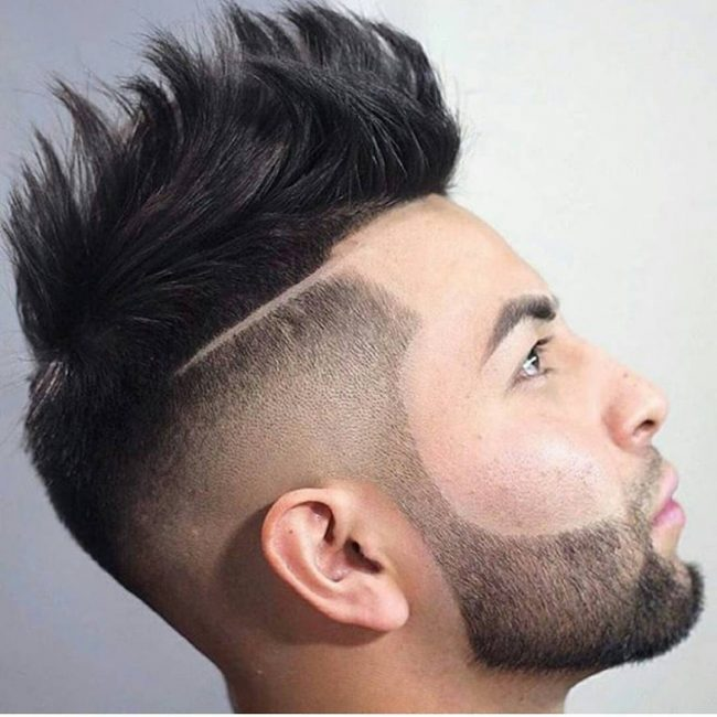 Spiky Shape Up