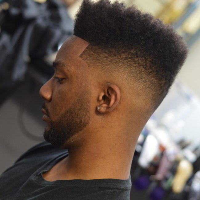 Styled with High Fade