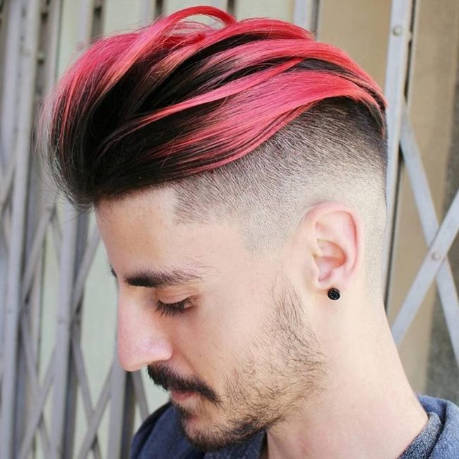 60 Best Summer Hair Colors For Men Add The Vibe In 2021
