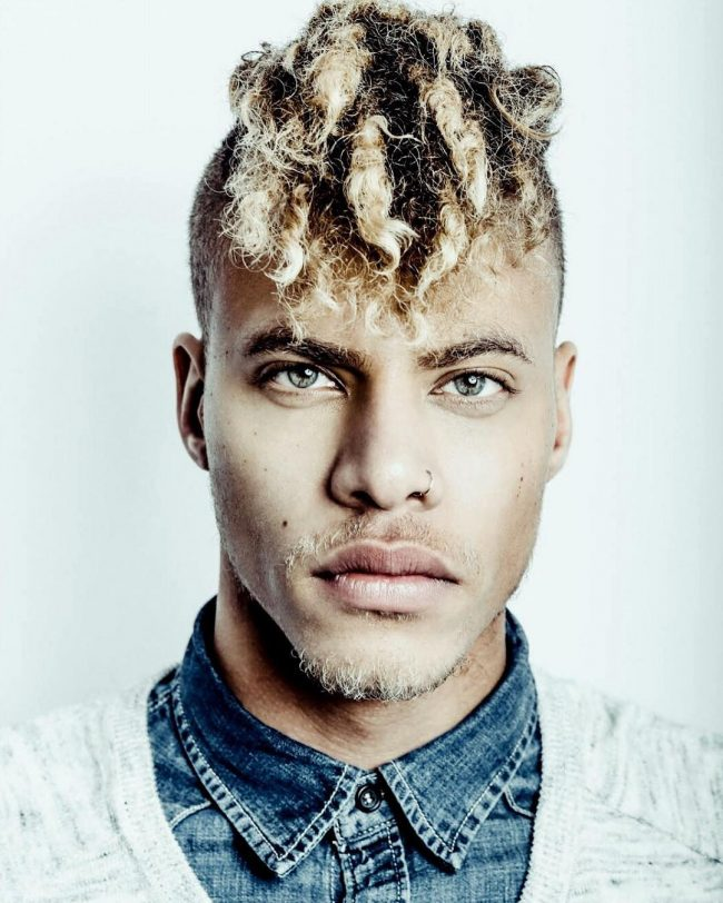 50 Amazing Black Curly Hairstyles For Men 2018 Ideas