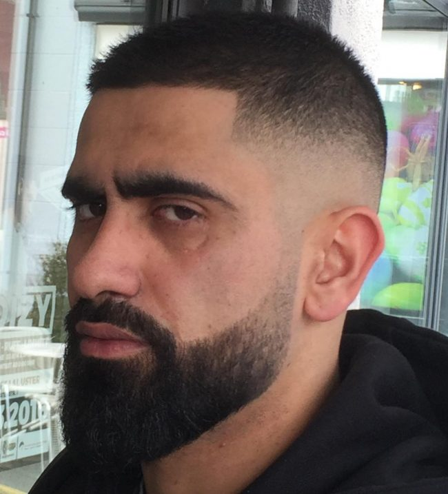 75 Best Ideas For Beard Fade New Trend Arriving 2018