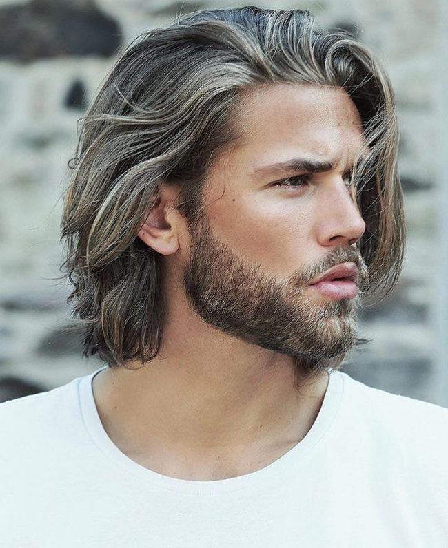 50 Best Chin Length Hair For Men Easystylish2018