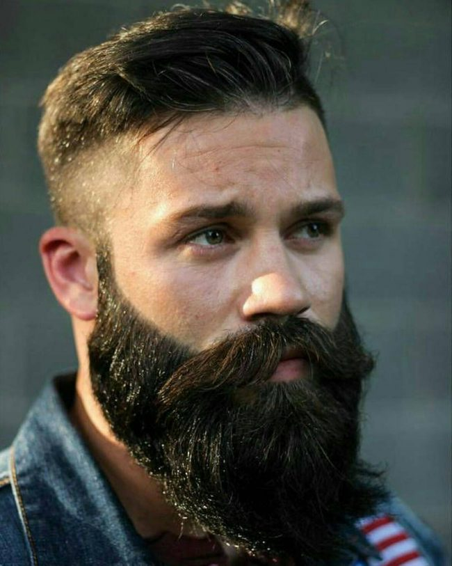 80 Best Sexy Beard Styles - Your Spark Of Inspiration (2017)