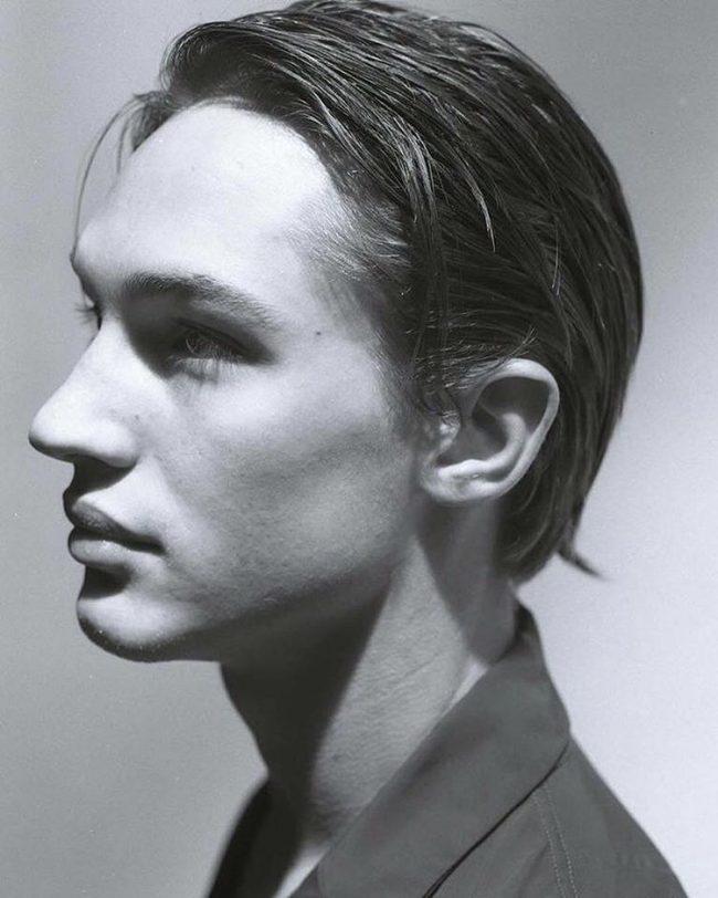 Tom Hardy's haircuts 21