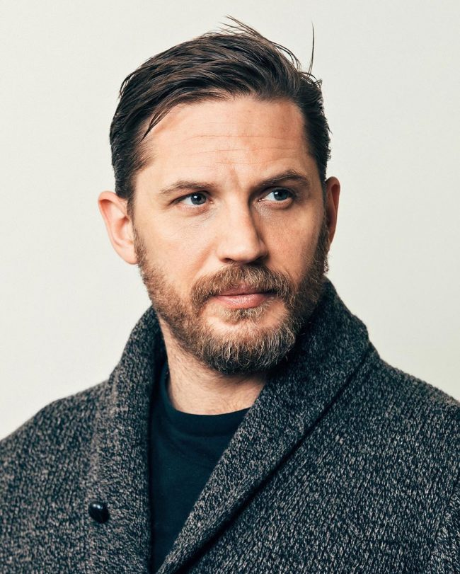 Tom Hardy's haircuts 23