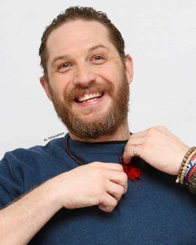 Tom Hardy's haircuts 31