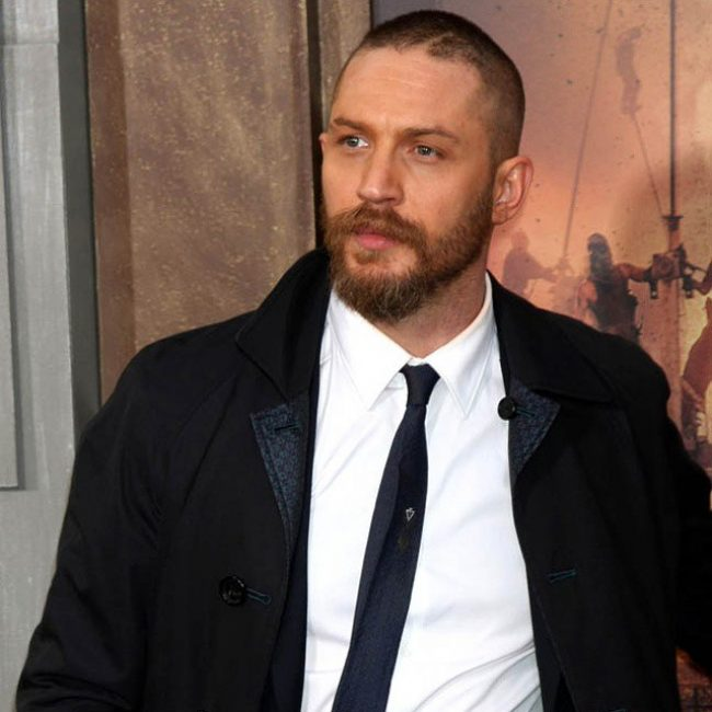 Tom Hardy's haircuts 40