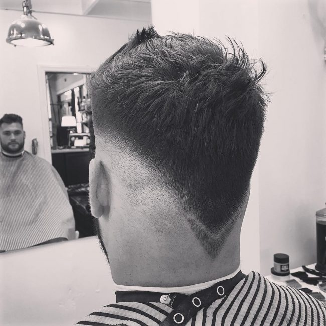 50 Perfect V Cut Hair Fashions The New Shape Of Style