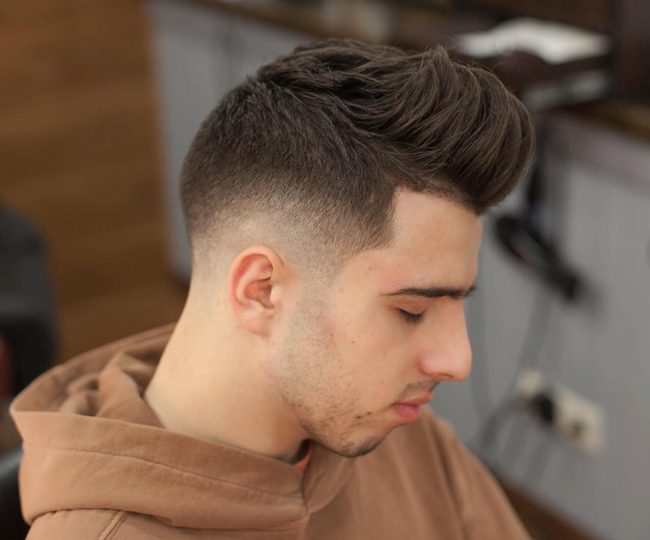 V-Cut Hair 29