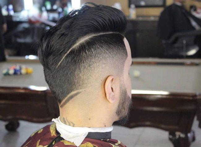 V-Cut Hair 30