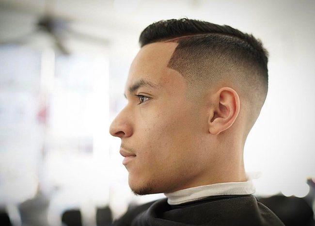 V-Cut Hair 31