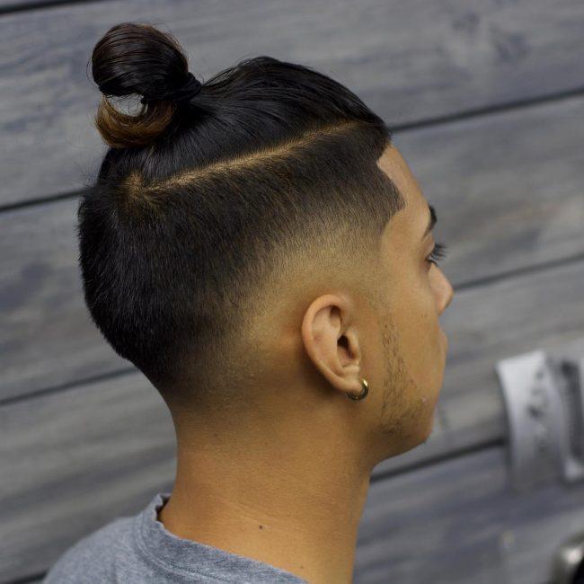 V-Cut Hair 34