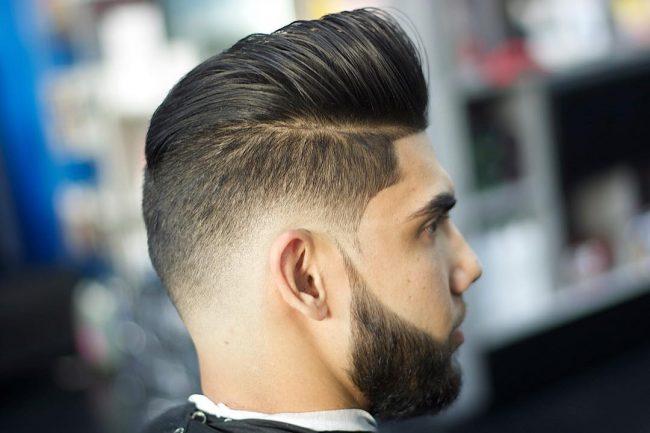 V-Cut Hair 35