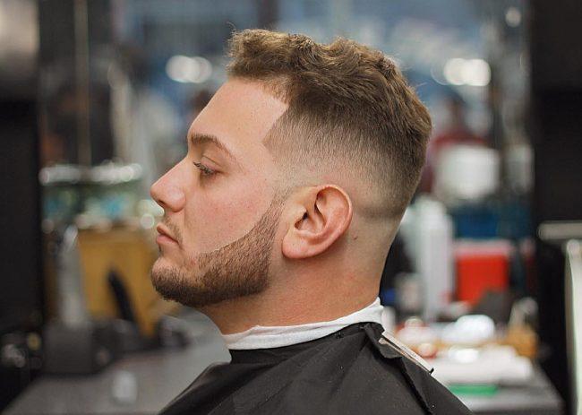 V-Cut Hair 36