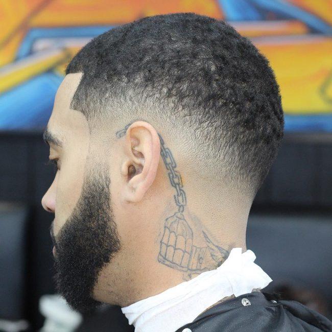 V-Cut Hair 38