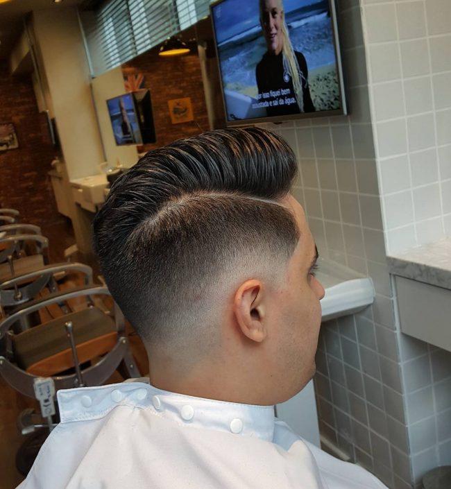 V-Cut Hair 40