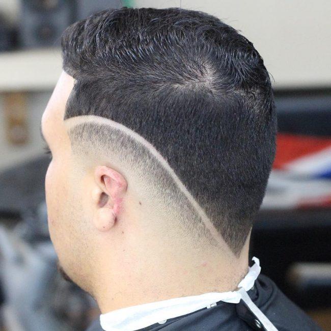 V-Cut Hair 42