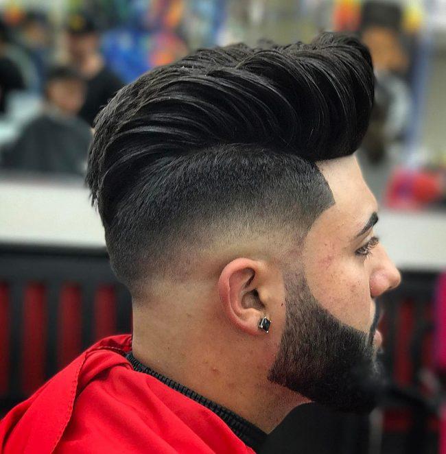 V-Cut Hair 44