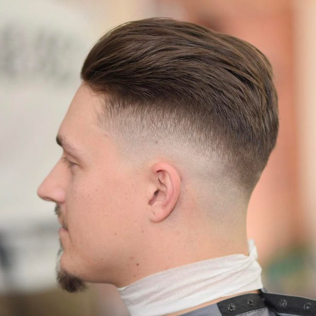 V-Cut Hair 46