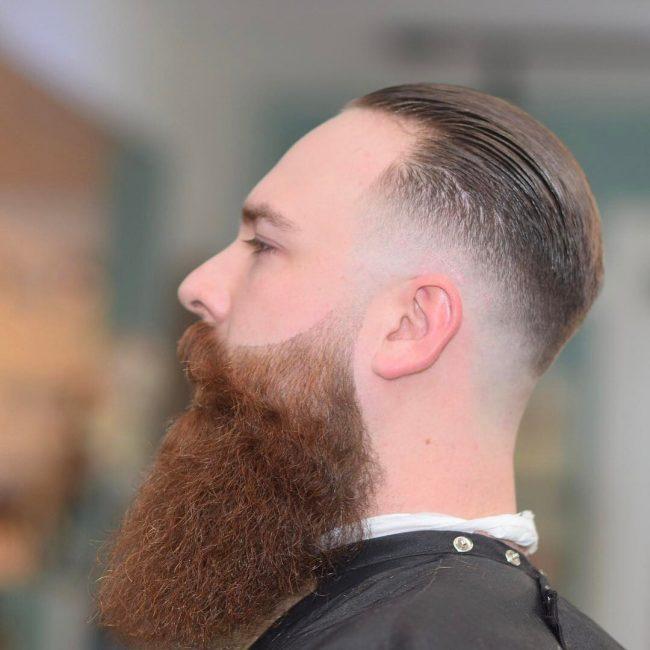 V-Cut Hair 47