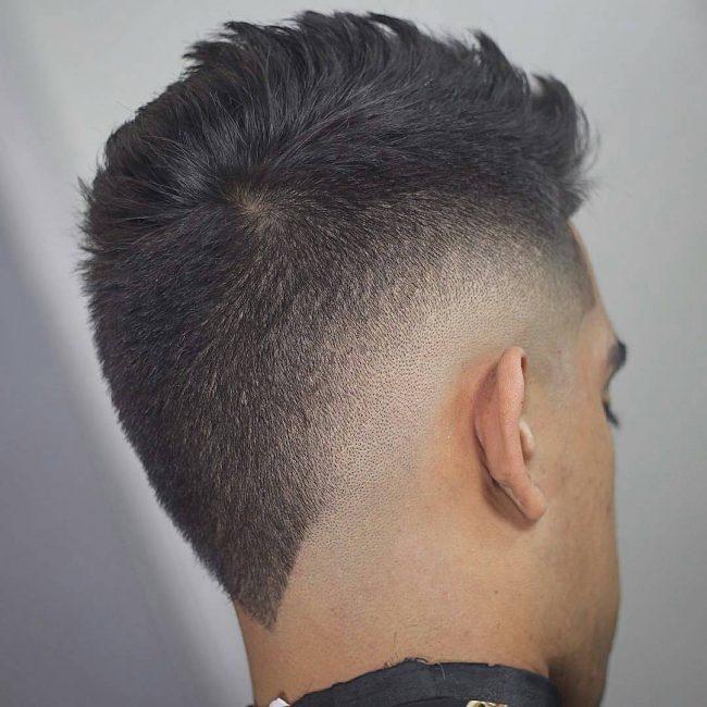 V-Fade Mohawk