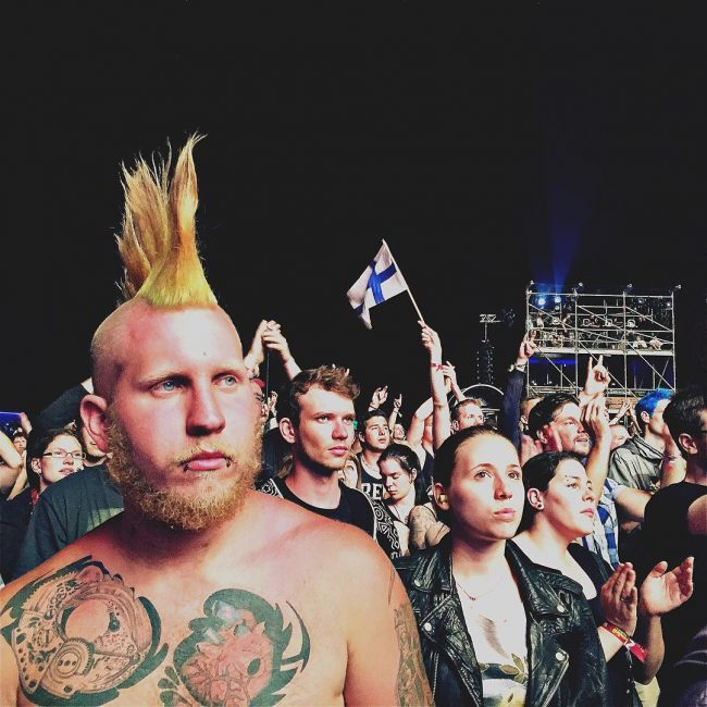 Viking Metal Head