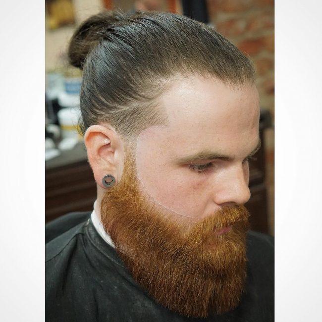 Widow's Peak Hairstyles 34